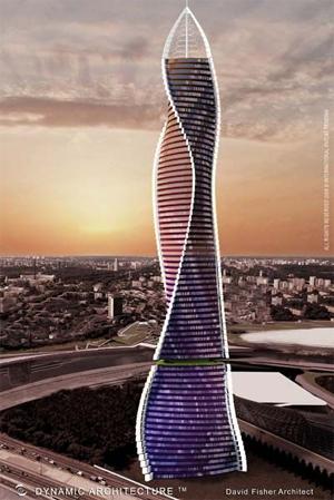 Dynamische architektur lifestyle artikel - Dynamische architektur ...